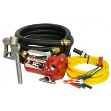 Fill-Rite 12 Volt DC Portable Pump With Hose and Nozzle