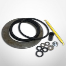 "OPW Fluorocarbon Seal Replacement Kit for 1004D4 ""Drip Less"" API Coupler"