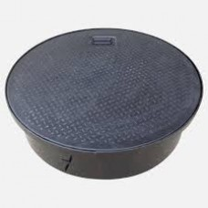"Franklin Fueling 24"" Composite Manhole Lid, Ring, Skirt ****REQUIRES FREIGHT SHIPPING. PLEASE CALL TO ORDER****"