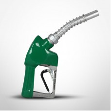 Husky Light Duty XS Pressure Activated Automatic Diesel Nozzle (Green)