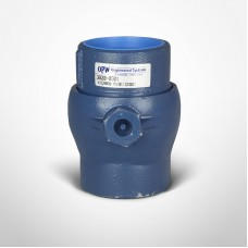 """OPW 3"""" 3800 Series Cast Ductile Iron-Style 20 Swivel Joint, Female NPT Threaded Both Ends"""