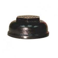 """Cim-Tek 50001 200C Cast-iron filter adaptor cap 3/4"""" Capoff"""