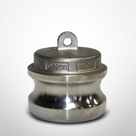 """OPW Kamlok® 2"""" 634 A Dust Plug"""