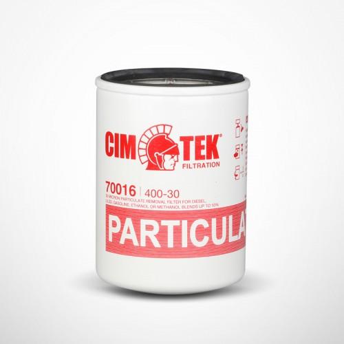 Cim-Tek 70016 400-30, 30 Micron Spin-On Particulate Filter