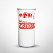 Cim-Tek 70020 800-30, Spin-On 30 Micron Particulate Filter