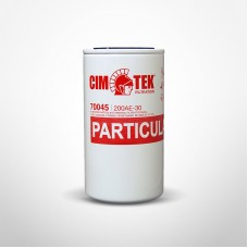 Cim-Tek 70045 200E-30 30 Micron Particulate Filter with Drain