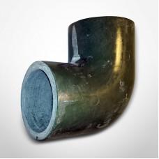 "Smith Fiberglass Red Thread 2"" 90° Primary Fiberglass Elbow (012020-360-4)"
