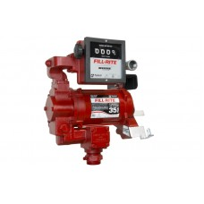 FILL-RITE 115/230V High FLow AC Pump with Meter