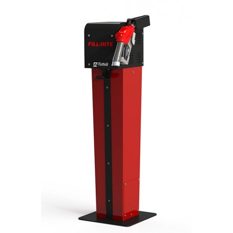 Fill-Rite Remote Pedestal with Nozzle Hook ***REQUIRES FREIGHT SHIPPING. PLEASE CALL TO ORDER***