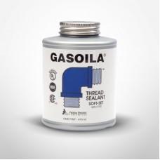 Federal Process Gasoila® Soft-Set Thread Sealant with PTFE 1/2 pt. Brush