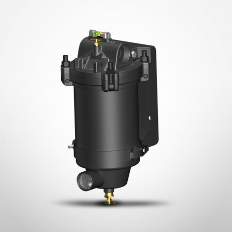 Facet Filter Housing with Swing Bolt