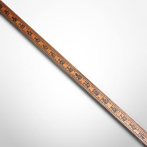 Bagby Gage Wood Gauge Sticks - One (1) Piece ****REQUIRES FREIGHT SHIPPING. PLEASE CALL TO ORDER****